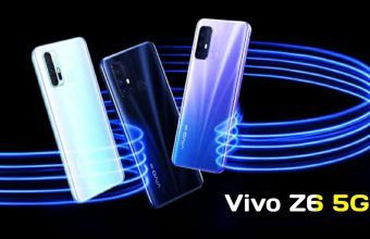 Vivo Z6 5G With Snapdragon 765G SoC, Quad Rear Cameras, Specifications & Price!
