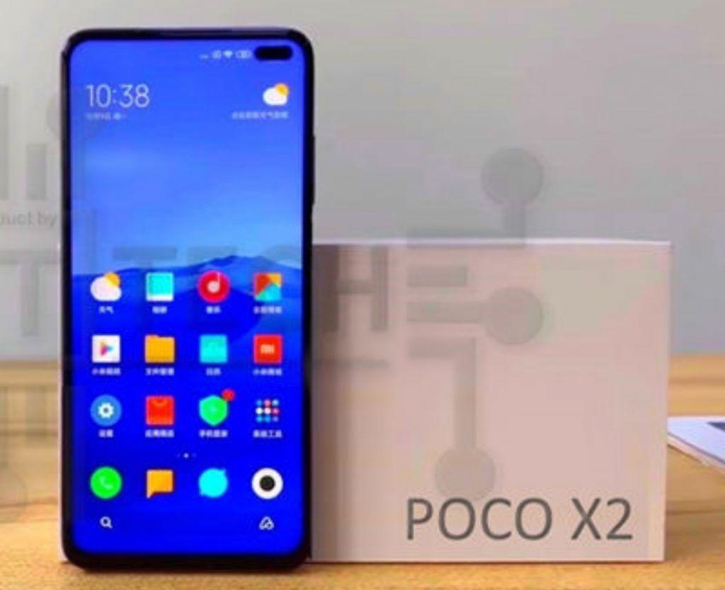 Xiaomi Poco X2 2020