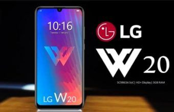 LG W20: Features, Specs, Release Date, Price, & Review!