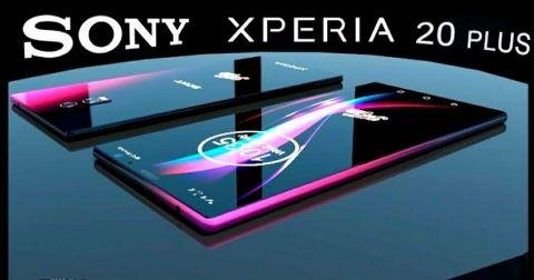 Sony Xperia 20 Plus