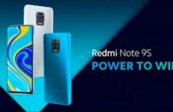Redmi Note 9s Launched: Price, Features,   Specifications!