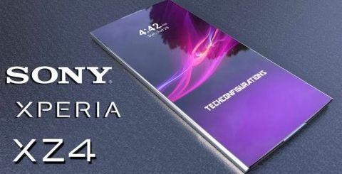 Sony Xperia XZ4 2020