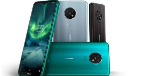 Nokia Mate Plus 2020