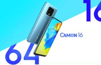 Tecno Camon 16 With Quad 64MP Camera, 5,000mAh Battery and Price!