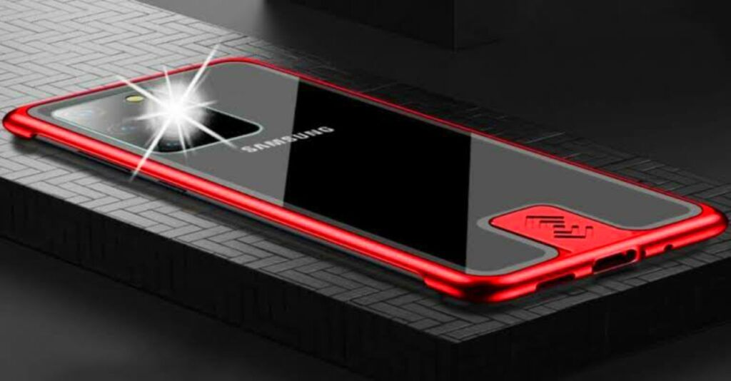 Samsung Galaxy M71S