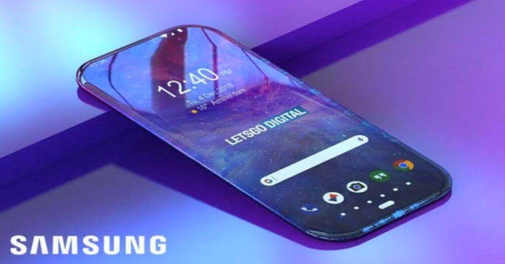 Samsung Galaxy ATOM 5G 2021