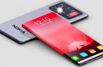 Nokia Luna 2021: Penta 108MP Cameras, 8500mAh Battery, and Price!