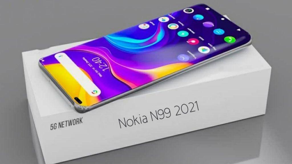 Nokia N99